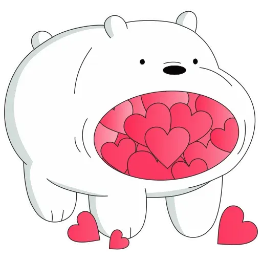 Polar Bear - Sticker 1