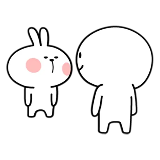 Spoiled rabbit 忙碌碌版 - Sticker 15