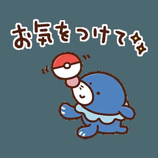 kanahei×pokemon - Sticker 29