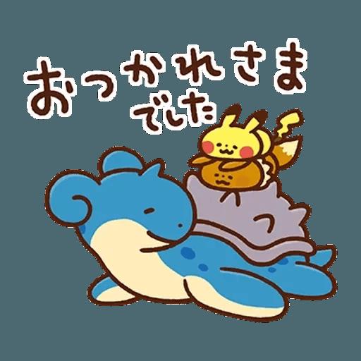 kanahei×pokemon - Sticker 16