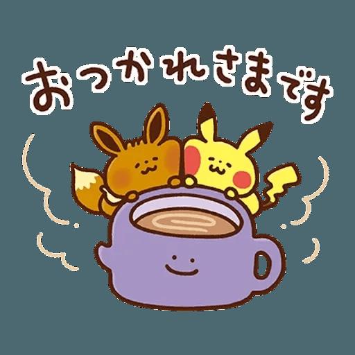 kanahei×pokemon - Sticker 23