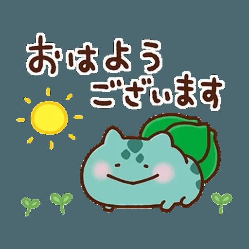 kanahei×pokemon - Sticker 11