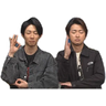嵐 - Tray Sticker