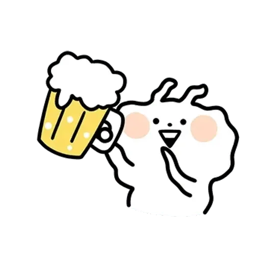 Crazy Rabbit - Sticker 20