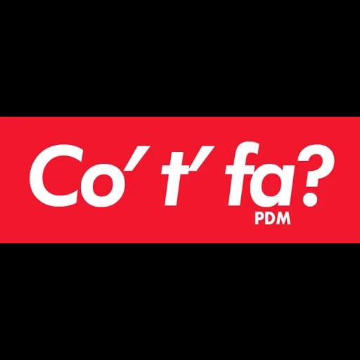 Pdm - Sticker 4