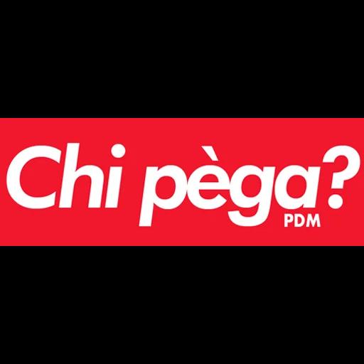 Pdm - Sticker 1