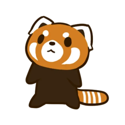 RedPanda - Sticker 1