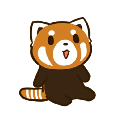RedPanda - Sticker 5