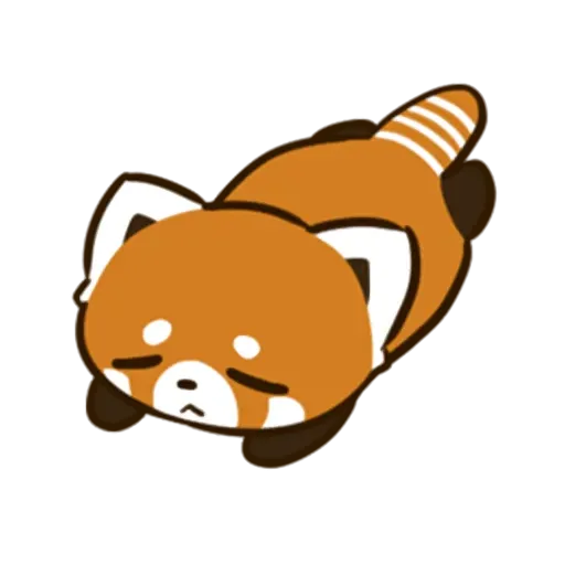 RedPanda - Sticker 3