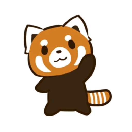 RedPanda - Sticker 2