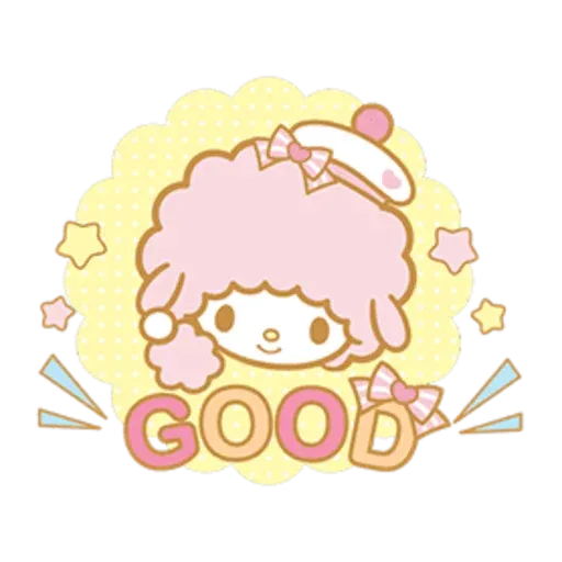 My Sweet Piano - Sticker 28