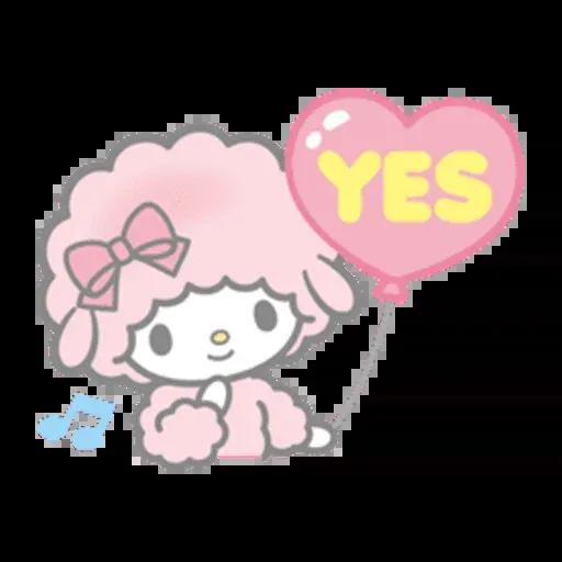 My Sweet Piano - Sticker 22