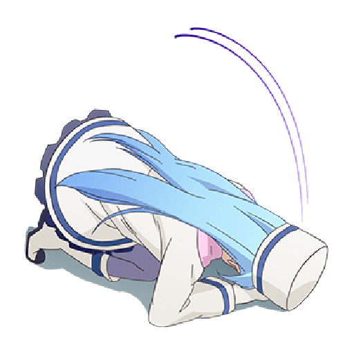 Konosuba - Sticker 2