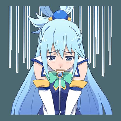 Konosuba - Sticker 6