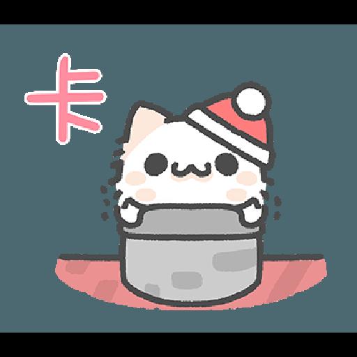 Akunya and Maonya's winter daily 2 - Sticker 13