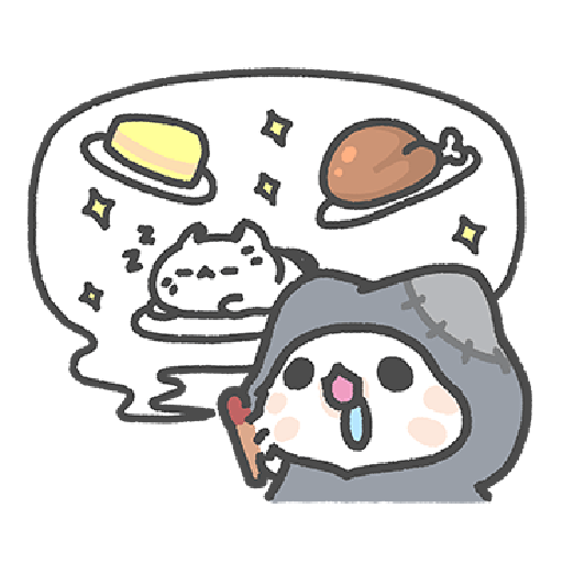 Akunya and Maonya's winter daily 2 - Sticker 18