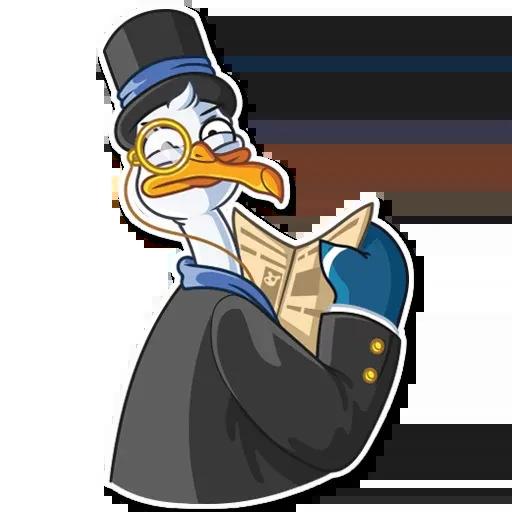 Mr. Gull - Sticker 25
