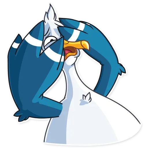 Mr. Gull - Sticker 4
