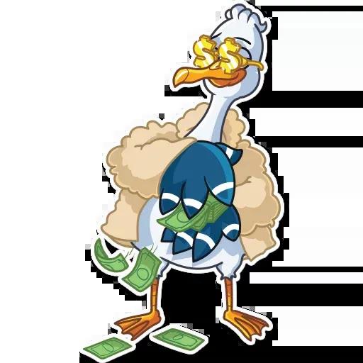 Mr. Gull - Sticker 18