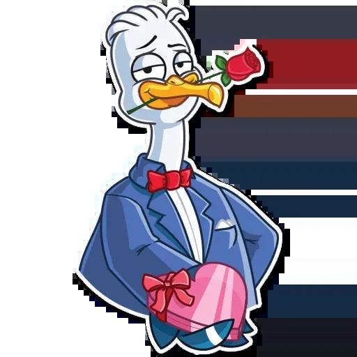 Mr. Gull - Sticker 10