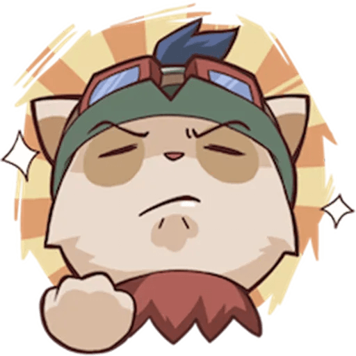 League Of Legends - Sticker 23