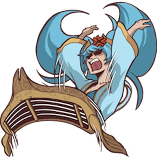 League Of Legends - Sticker 17