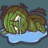 League Of Legends - Tray Sticker