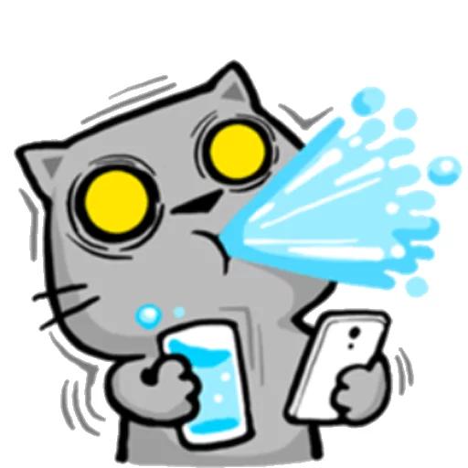 Mansi Kat - Sticker 26