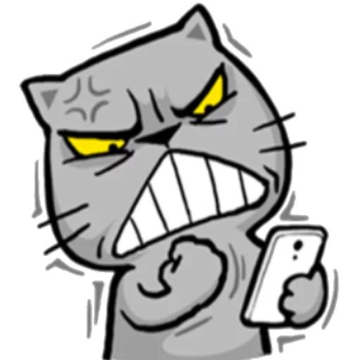 Mansi Kat - Sticker 2