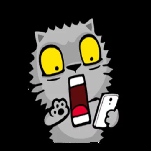Mansi Kat - Sticker 19