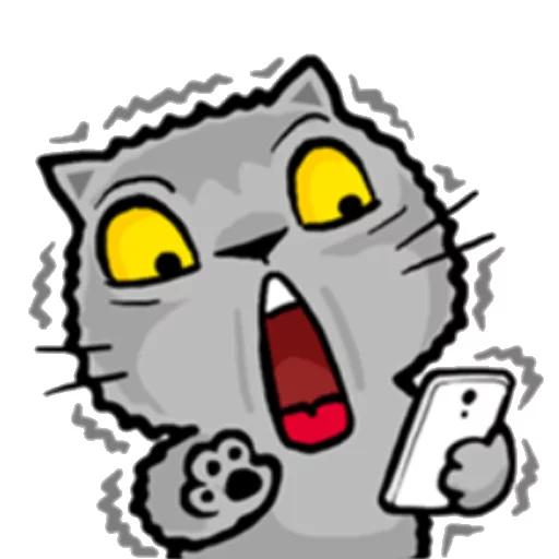 Mansi Kat - Sticker 4
