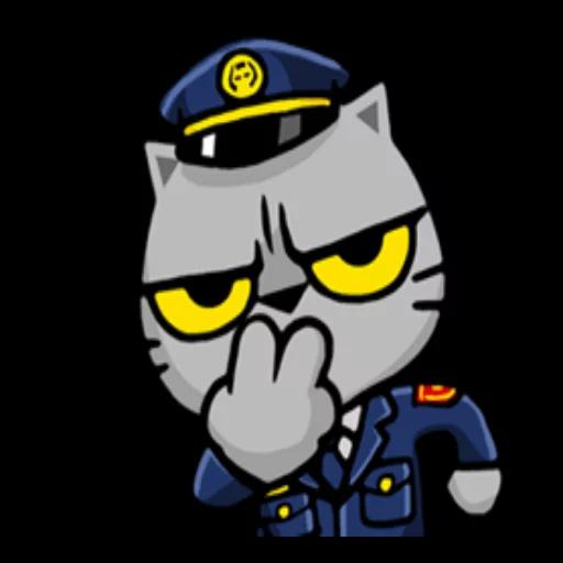 Mansi Kat - Sticker 23