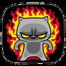 Mansi Kat - Tray Sticker