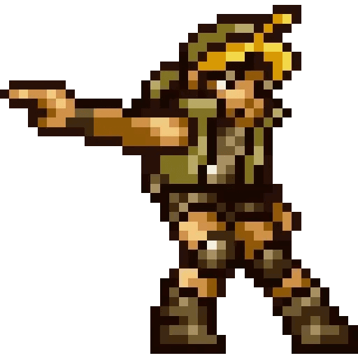 Metal slug 2 - Sticker 7