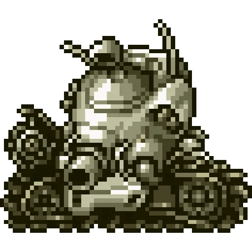 Metal slug 2 - Sticker 26