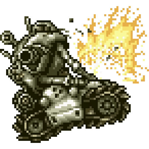 Metal slug 2 - Sticker 22