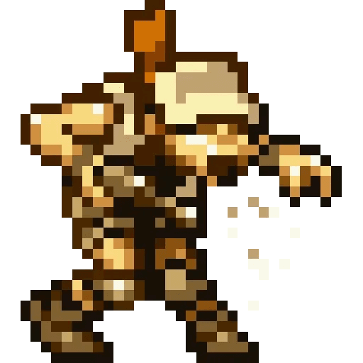 Metal slug 2 - Sticker 16