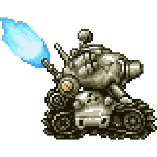 Metal slug 2 - Sticker 23