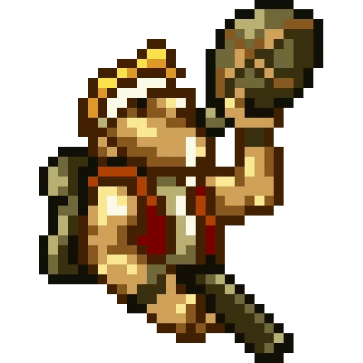 Metal slug 2 - Sticker 4