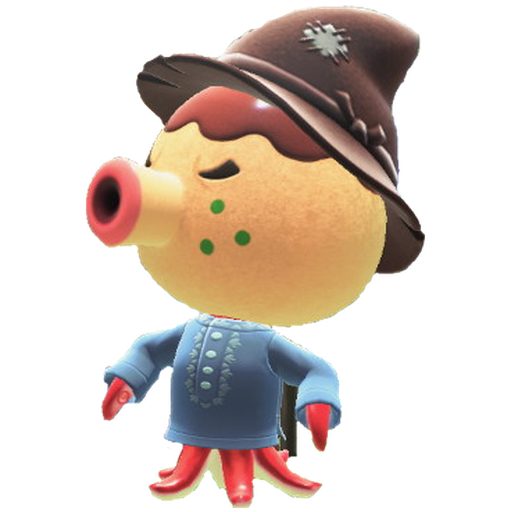 Animal Crossing: New Horizons - Sticker 7