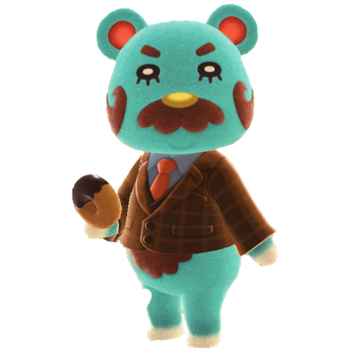 Animal Crossing: New Horizons - Sticker 11