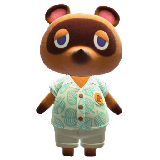 Animal Crossing: New Horizons - Sticker 3