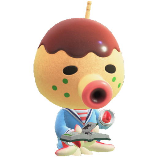 Animal Crossing: New Horizons - Sticker 8