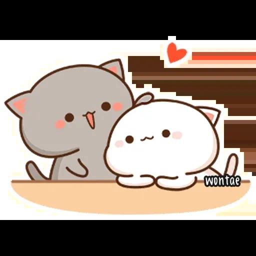 Mochi Cat 1 - Sticker 29