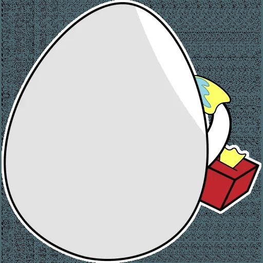 Eggman - Sticker 18