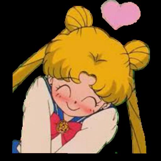 sailor moon usagi - Sticker 8