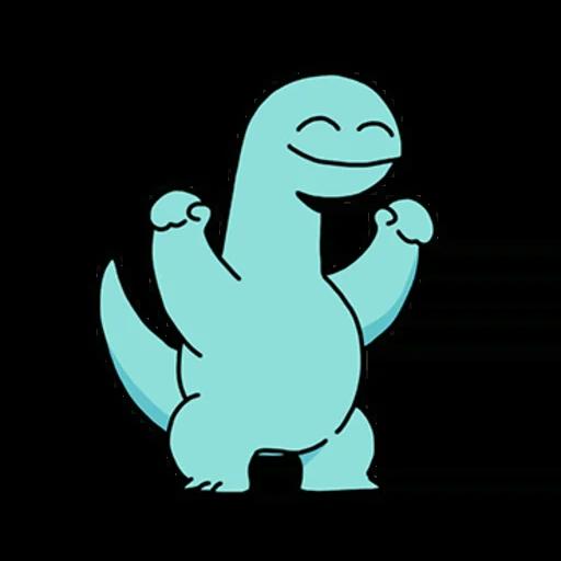 客家恐龍 - Sticker 9