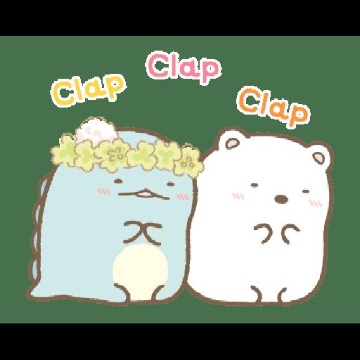すみっコぐらしの日常スタンプ - Sticker 3