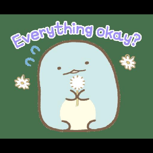 すみっコぐらしの日常スタンプ - Sticker 5
