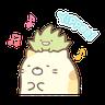 すみっコぐらしの日常スタンプ - Tray Sticker